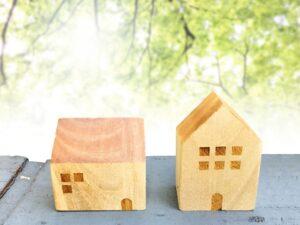 戸建て住宅とマンション